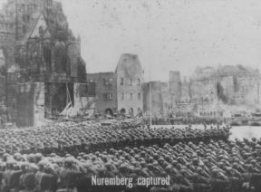 NUREMBERG CAPTURED